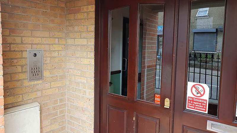 Door Entry Peak Security